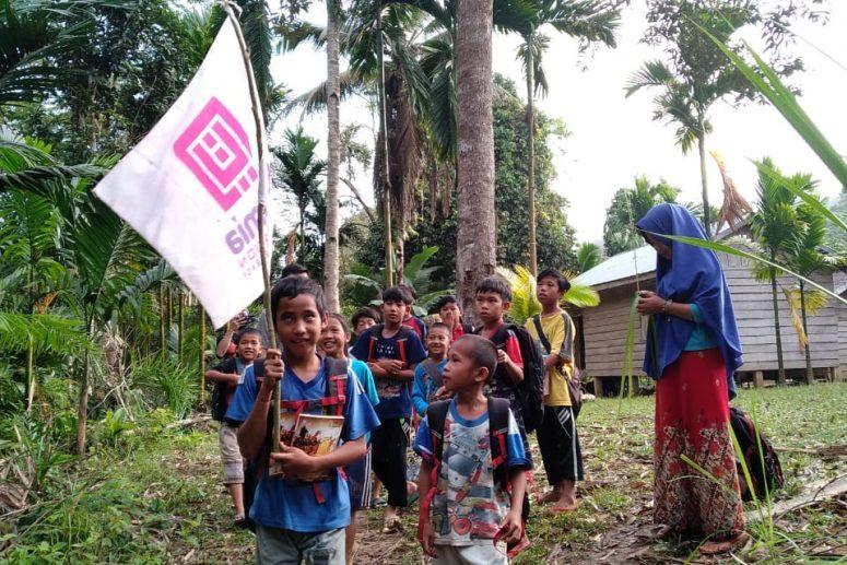Suku Talang Mamak 7